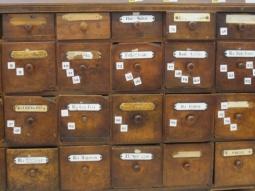 Apothecary Cabinet Paris