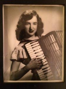 Grandma Ruth, age 19.