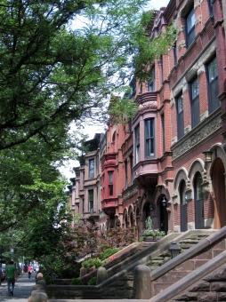 Park Slope Brownstones, NYC