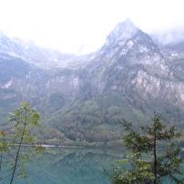 outside of Glarus, Switzerland