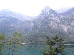 outside of Glarus, Switzerland