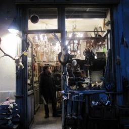 L'Objet Qui Parle, Montmartre, Paris