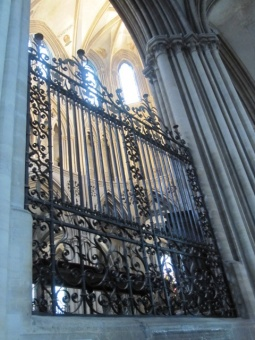 Random Cathedral